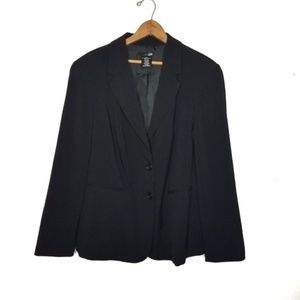 NWT East 5th Woman Black Business Blazer
